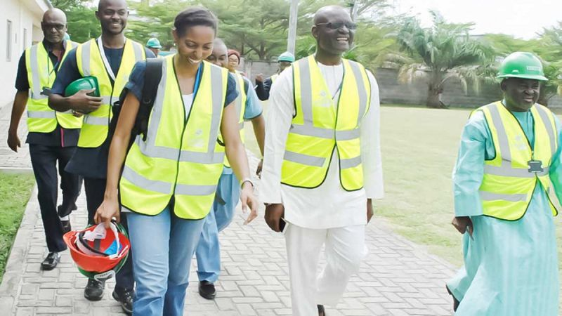 Jime Continues with Familiarisation Tours of Lagos FTZs